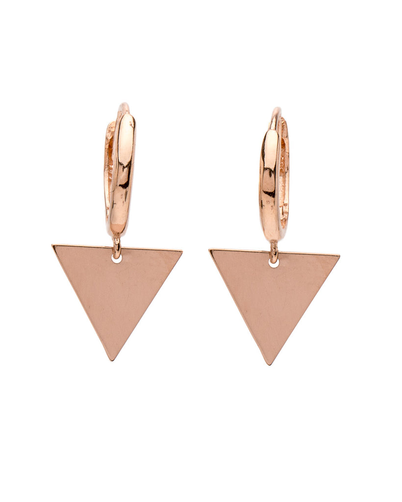 Gold Yield Earrings
