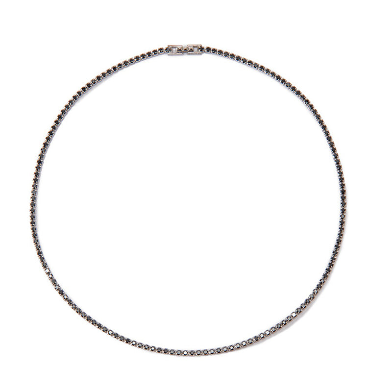 Tish Tennis Necklace