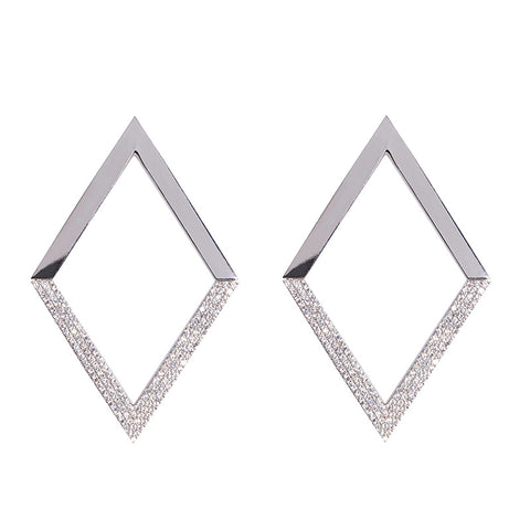Diamond Dipped Earrings
