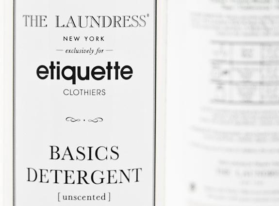 ETIQUETTE + THE LAUNDRESS NEW YORK - 2