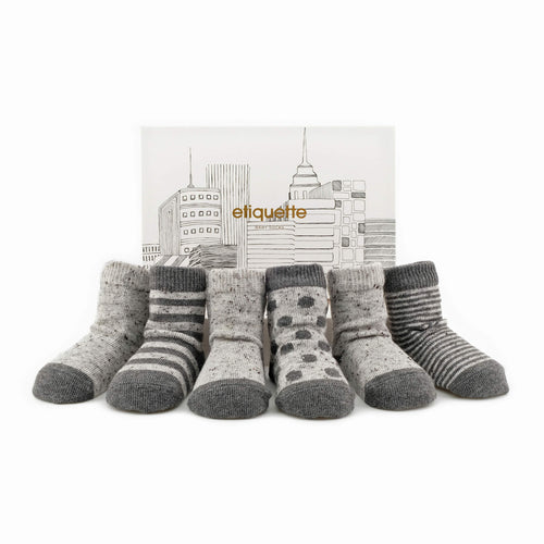 Barneys x Etiquette NY Baby Socks Bundle