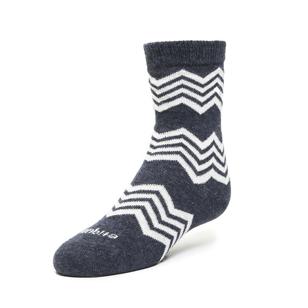 Alpine Stripes - Vintage Blue Heather - Image 2