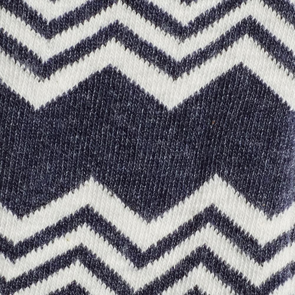 Alpine Stripes - Vintage Blue Heather - Image 3
