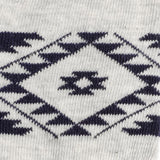 Tribal - Vintage Grey Heather - Kids Socks | Etiquette Clothiers Global Official