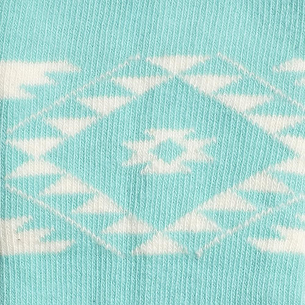 Tribal - Teal - Kids Socks | Etiquette Clothiers Global Official
