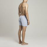 Luxury Boxer Shorts - Light Blue - Mens Underwear | Etiquette Clothiers Global Official