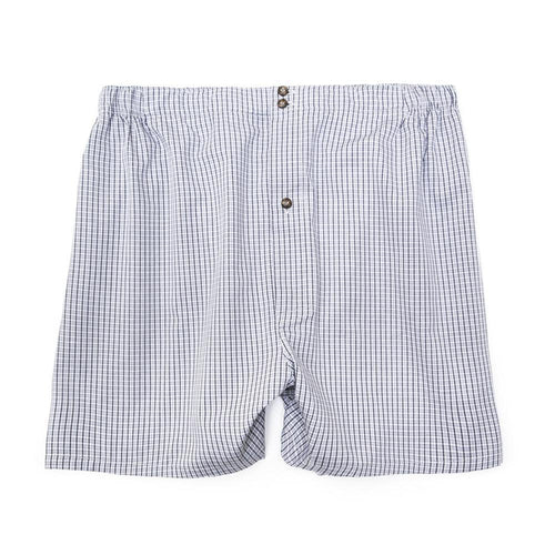 Luxury Boxer Shorts Checker