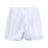 Luxury Boxer Shorts Graph Check - Blue - Thumb Image 1