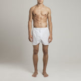 Luxury Boxer Shorts Graph Check - Blue - Thumb Image 2