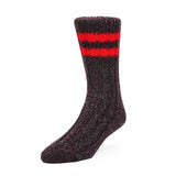 Sherpa Rib - Red - Mens Socks | Etiquette Clothiers Global Official