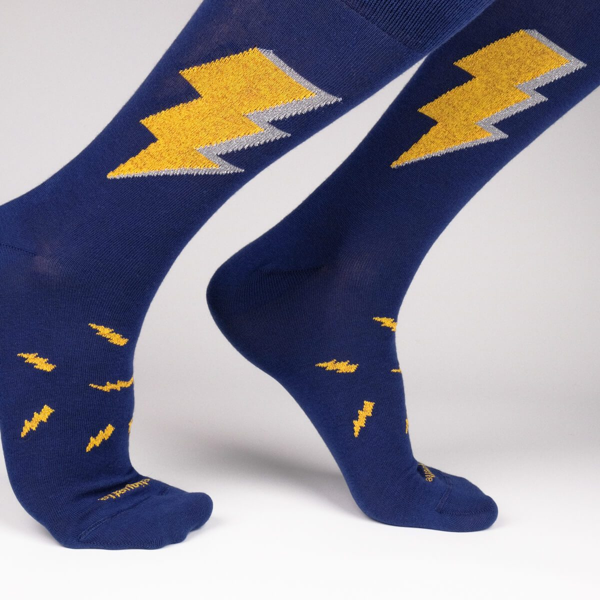 Popist - Blue - Mens Socks | Etiquette Clothiers Global Official