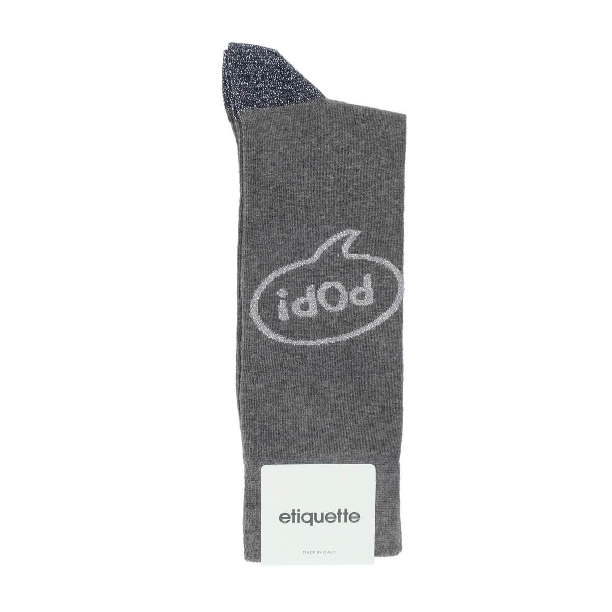 Popist - Dark Grey - Mens Socks | Etiquette Clothiers Global Official