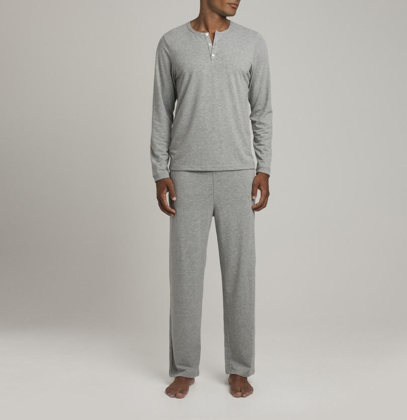 Great Jones Classic Home Pants - Grey - Image 2