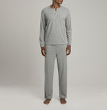 Great Jones Classic Home Pants - Grey - Thumb Image 2