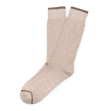 Theory Cashmere - Brown - Mens Socks | Etiquette Clothiers Global Official