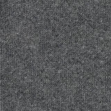 Cashmere Flat Knit - Dark Grey - Mens Socks | Etiquette Clothiers Global Official