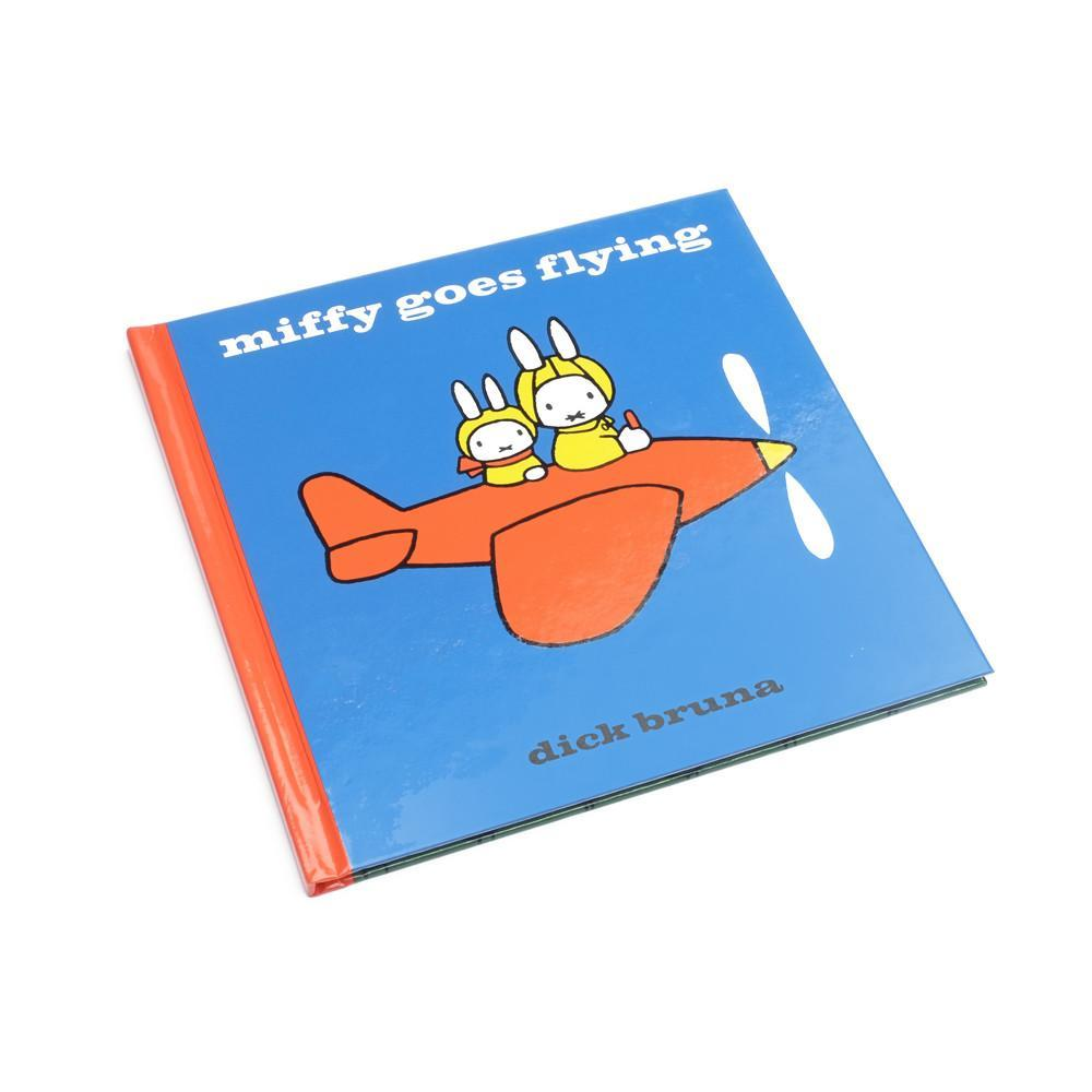 Miffy Goes Flying - Miffy Book - Miffy Club | Etiquette Clothiers Global Official