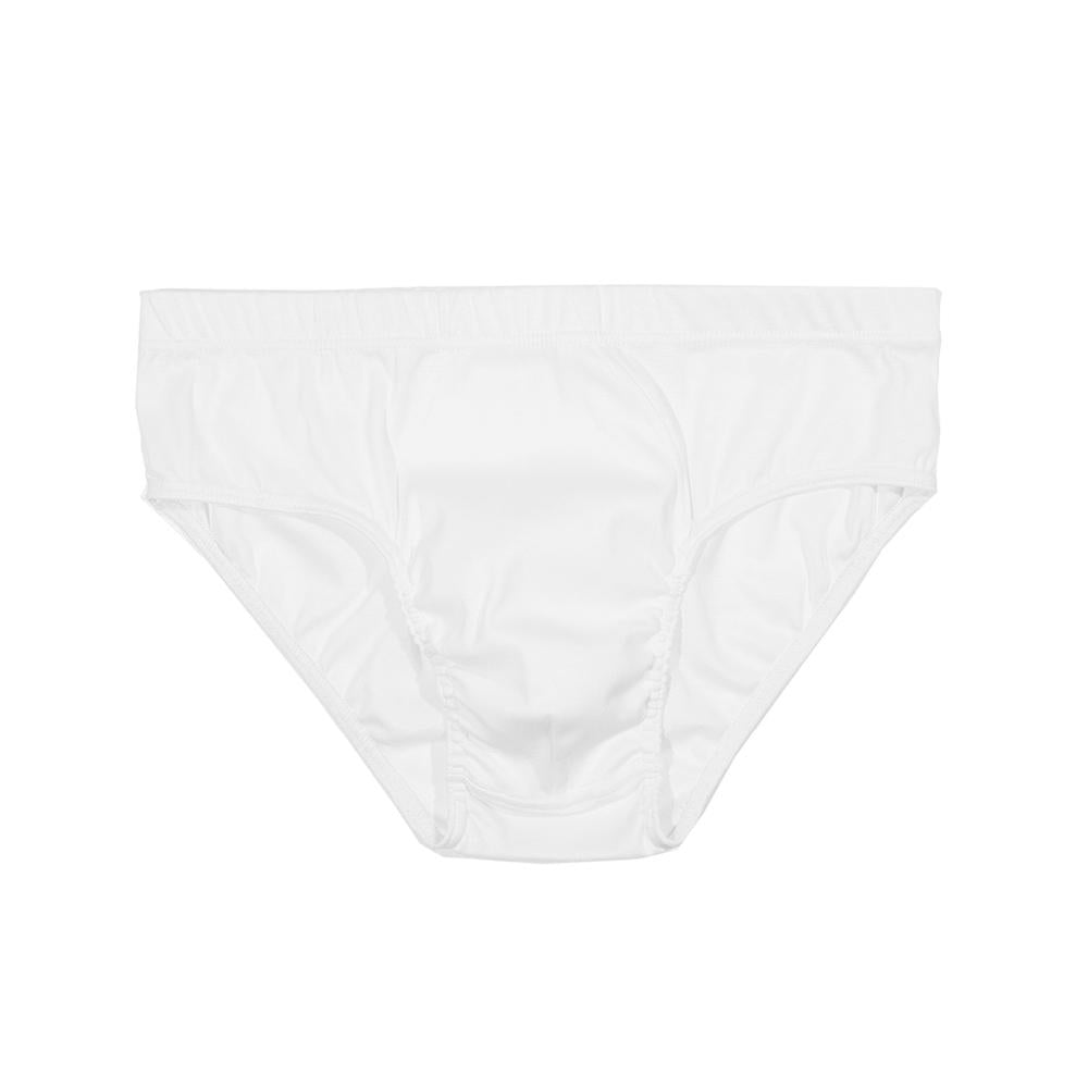 The Fifth Brief - White - Mens Underwear | Etiquette Clothiers Global Official