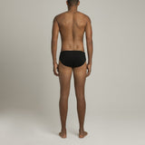 The Fifth Brief - Black - Mens Underwear | Etiquette Clothiers Global Official