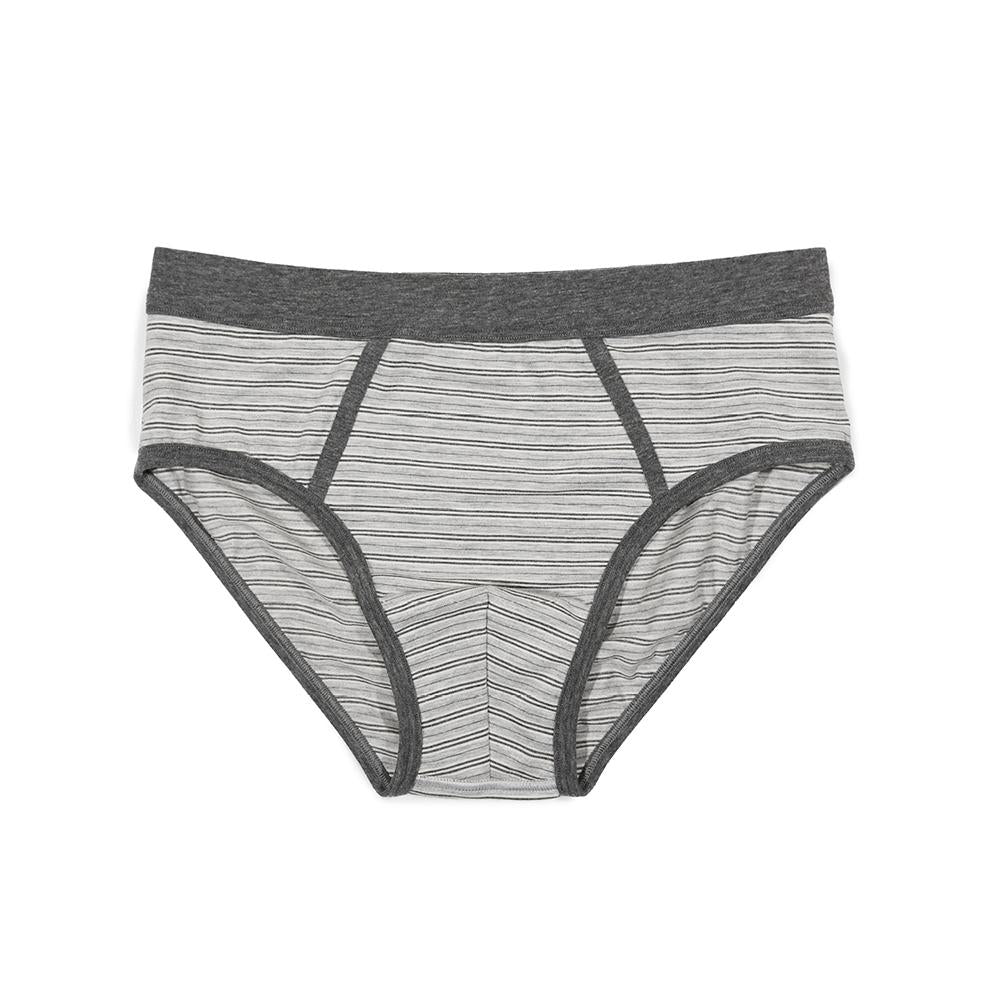 Prince Brief - Grey - Mens Underwear | Etiquette Clothiers Global Official