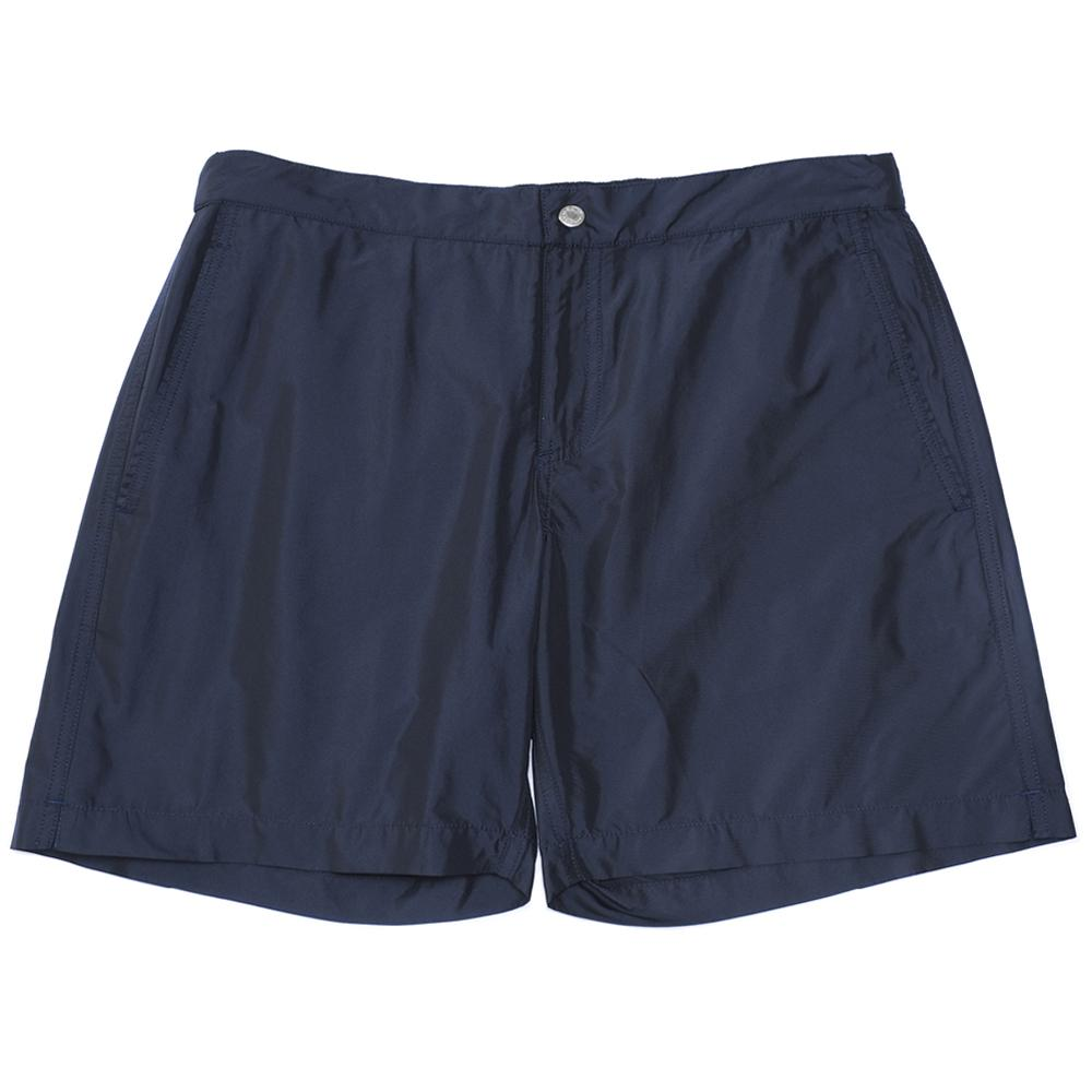 Ariston Board Shorts - Dark Blue - Mens Swimwear | Etiquette Clothiers Global Official