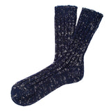 Niseko - Dark Blue - Mens Socks | Etiquette Clothiers Global Official