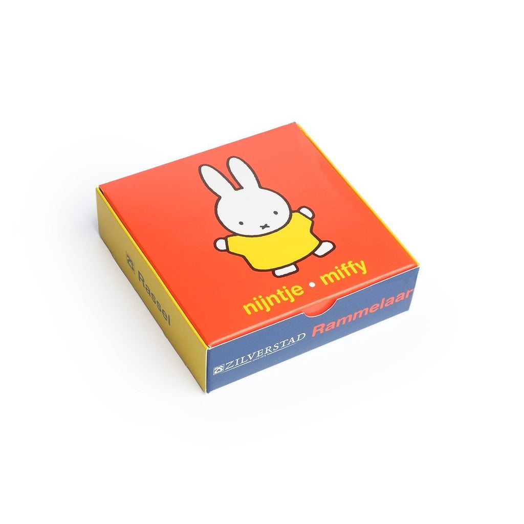 Rattle - Miffy Zilverstad - Miffy Club - Etiquette - global.etiquetteclothiers.com