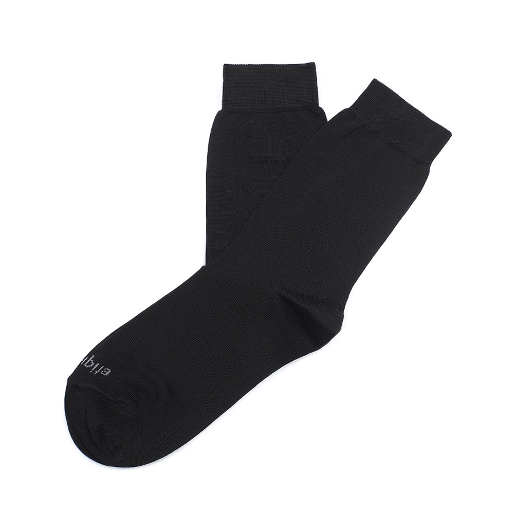 Basic Luxuries - Black - Womens Socks | Etiquette Clothiers Global Official