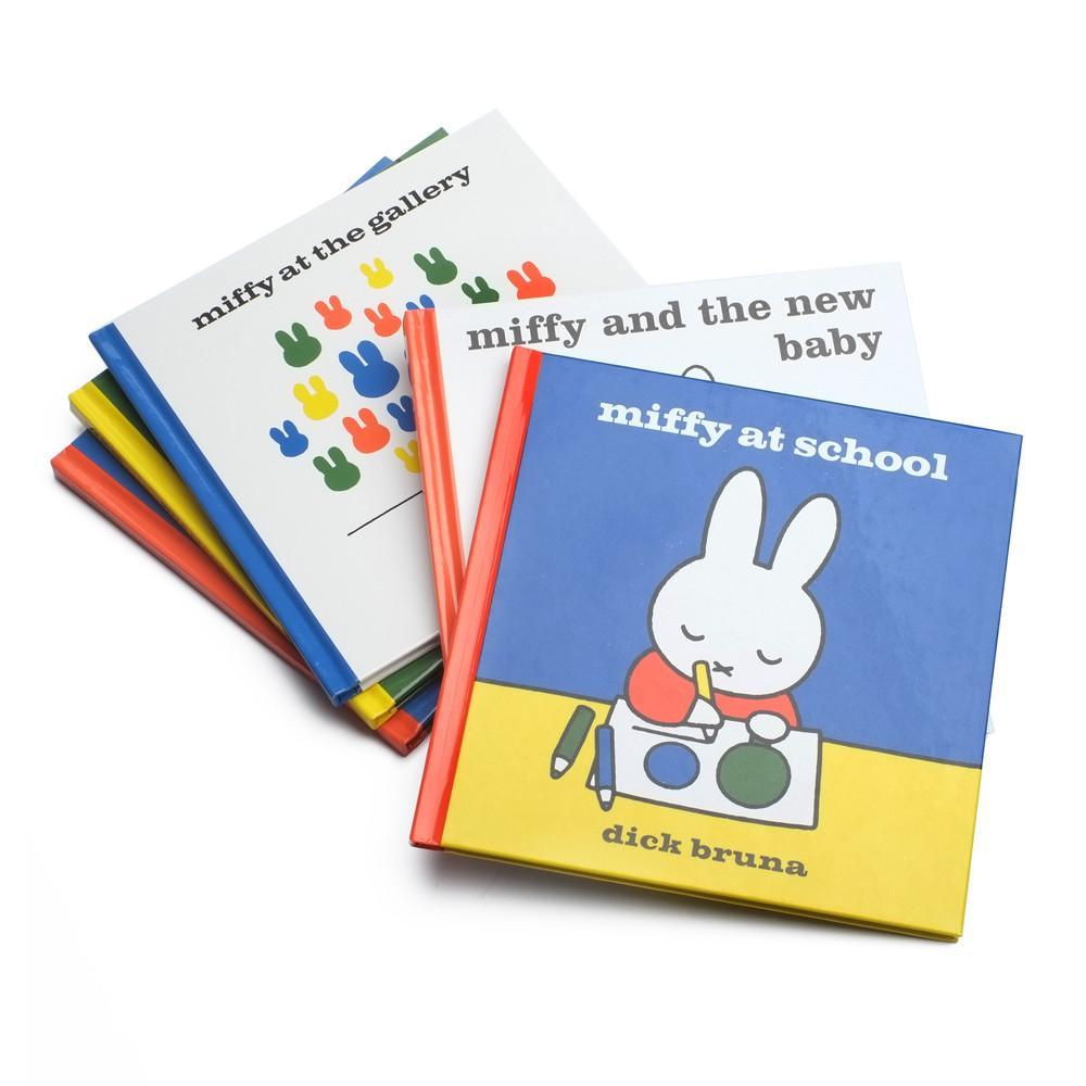 Miffy Goes Flying - Miffy Book - Miffy Club - Etiquette - global.etiquetteclothiers.com