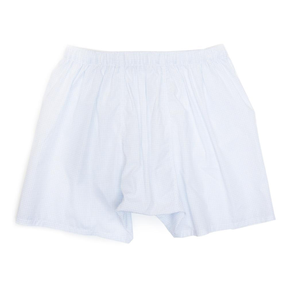 Luxury Boxer Shorts Graph Check - Blue - Image 5