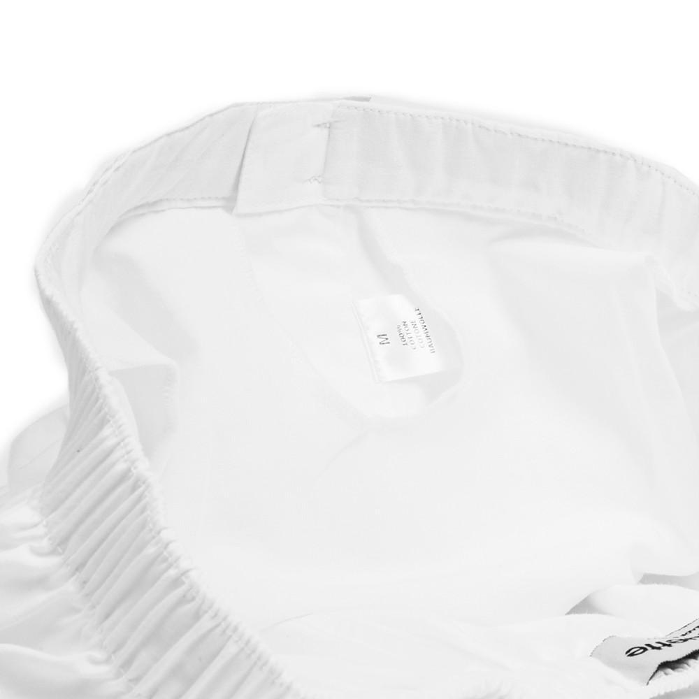 Luxury Boxer Shorts - White - Underwear - Etiquette - global.etiquetteclothiers.com
