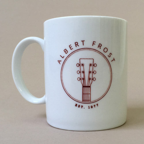 Albert Frost Coffee Mug