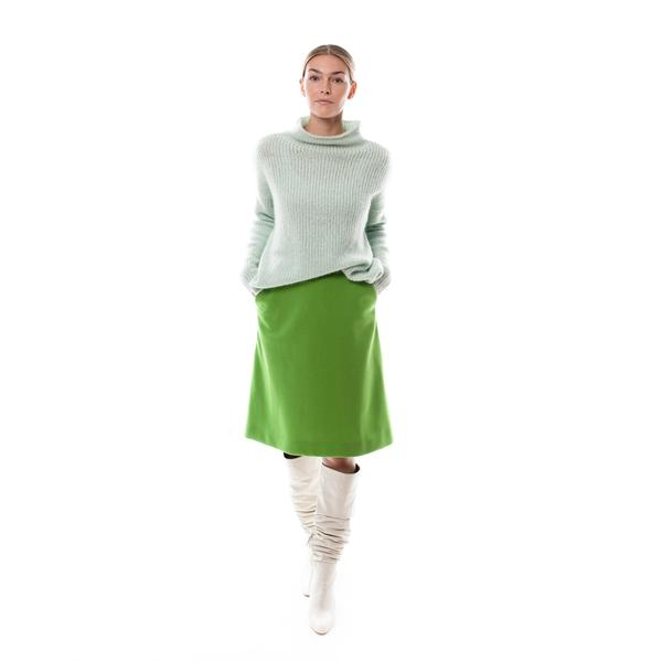ANOUSH SWEATER -  MINT