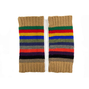 WINTER STRIPES GLOVES