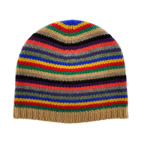 WINTER STRIPES CAP