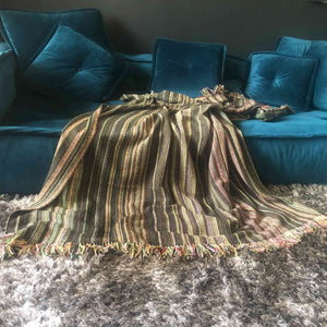STRIPED MUSTANG BLANKET
