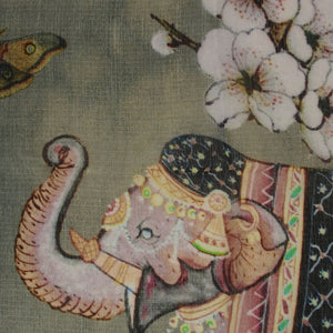 ELEPHANT CEREMONY - TAUPE