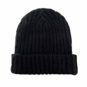 SNOW CAP - BLACK