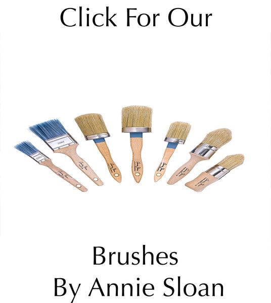 Annie Sloan: Brushes