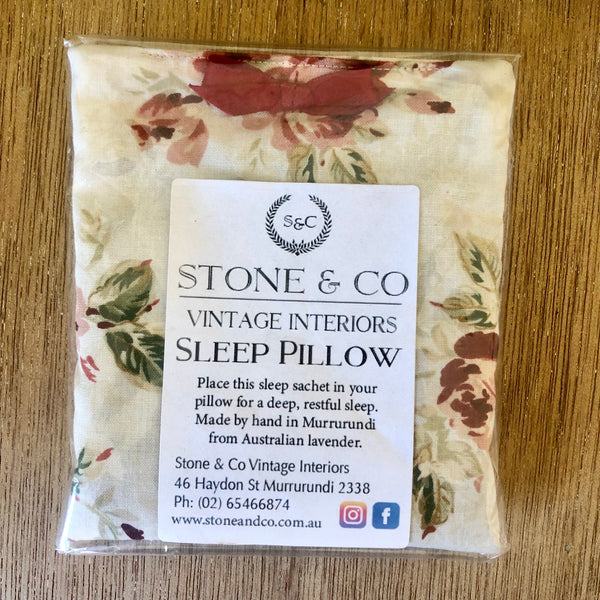 Sleep pillows