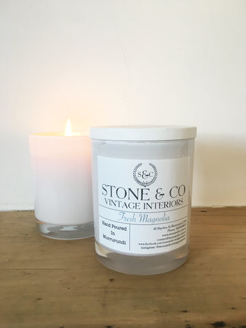 Fresh Magnolia Candle