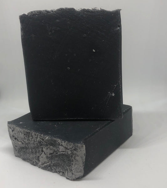 Activated Charcoal &  Patchouli
