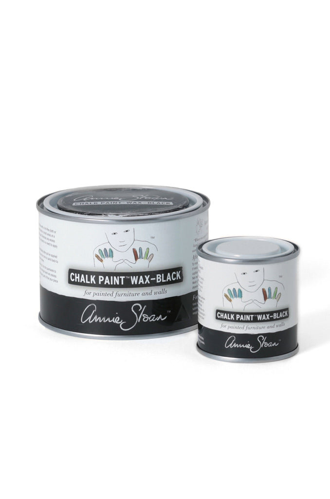 Annie Sloan Soft Black Wax