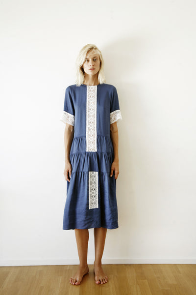 Anatoli Dress / Blue