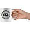 Quality Tested Dad 11oz Mug