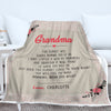 Personalized This Blanket Will Always Remind You of Us - Style 2