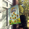 Personalized Grandma's Little Rays Of Sunshine Flag