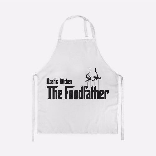 Personalized The Foodfather Apron
