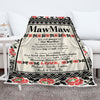 Personalized You Will Always Be Our Grandma Blanket