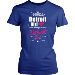 Detroit Girl T-Shirts